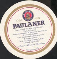 Pivní tácek paulaner-4-zadek