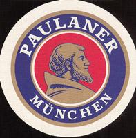 Pivní tácek paulaner-42