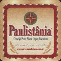 Beer coaster paulistania-1