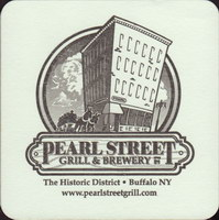 Beer coaster pearl-street-grill-brewery-1-small