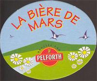 Beer coaster pelforth-12