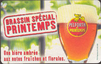 Beer coaster pelforth-14-oboje