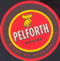 Beer coaster pelforth-16
