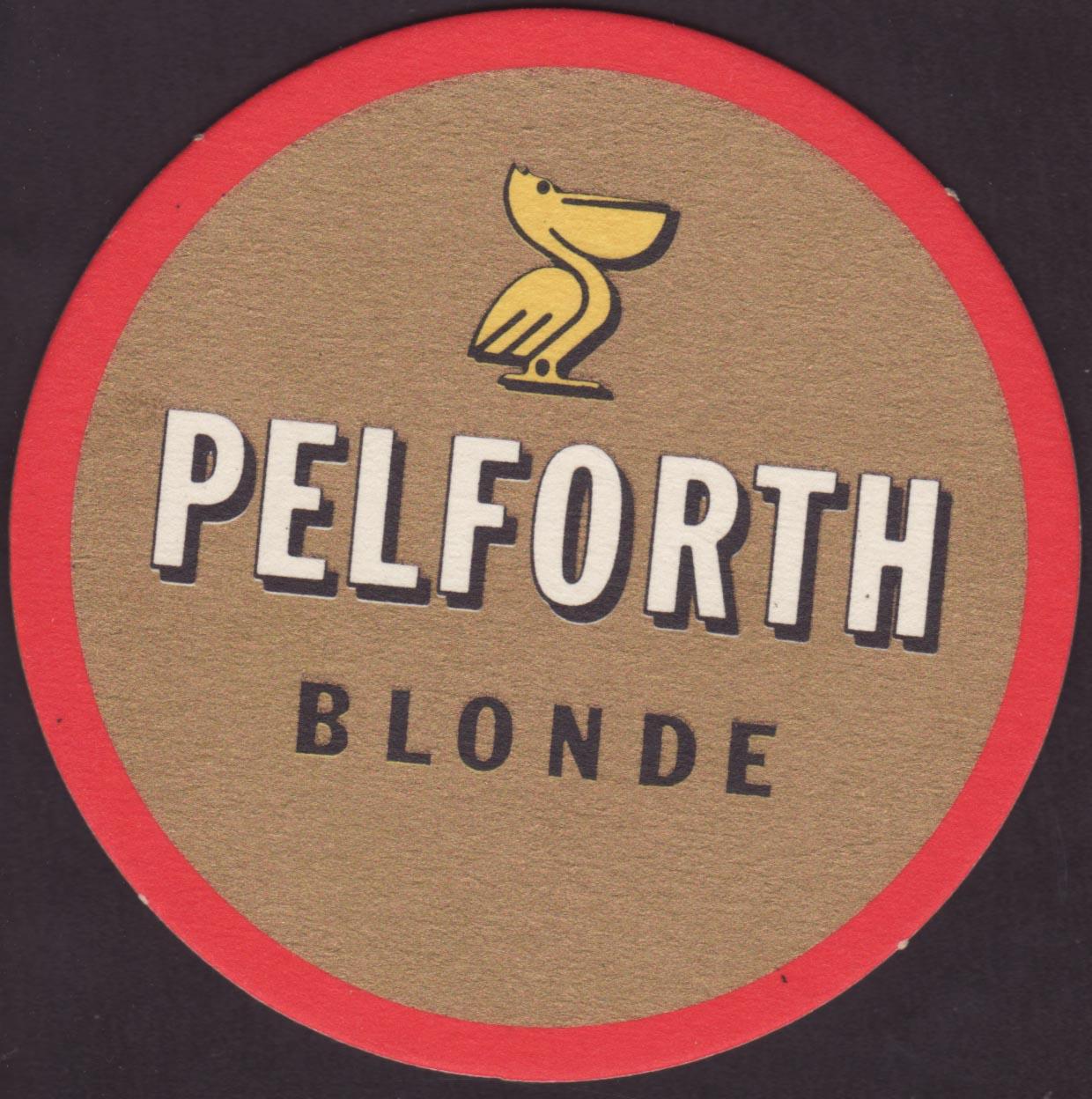 Beer coaster pelforth-3