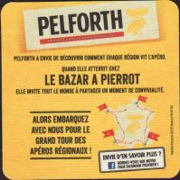 Beer coaster pelforth-46-zadek-small