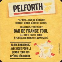 Pivní tácek pelforth-47-zadek