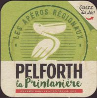 Beer coaster pelforth-51-small