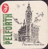Beer coaster pelforth-54-small