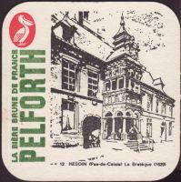 Beer coaster pelforth-55-small