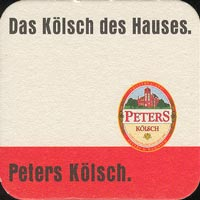 Beer coaster peters-bambeck-1