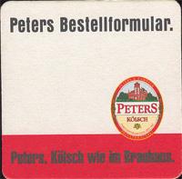 Beer coaster peters-bambeck-2-zadek