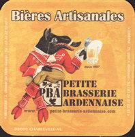Pivní tácek petite-brasserie-ardennaise-1-small