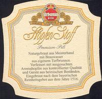 Beer coaster pfaffenhofen-2-zadek