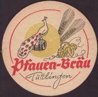 Beer coaster pfauenbrauerei-tuttlingen-1-small