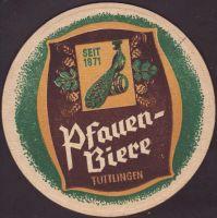 Beer coaster pfauenbrauerei-tuttlingen-2-small
