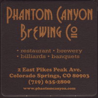 Beer coaster phantom-canyon-1-zadek-small