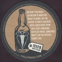 Beer coaster phillips-brewing-company-5-zadek