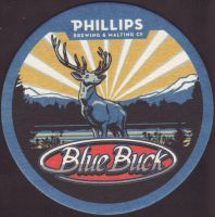 Beer coaster phillips-brewing-company-7-oboje