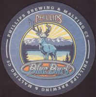 Beer coaster phillips-brewing-company-8-oboje-small