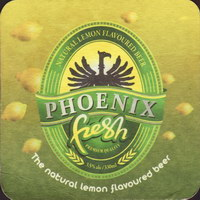Beer coaster phoenix-beverages-1-zadek