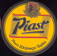 Beer coaster piast-2