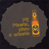 Beer coaster piast-4-zadek