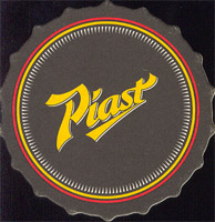 Beer coaster piast-4