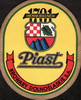 Beer coaster piast-8-small