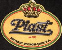 Beer coaster piast-9
