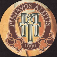 Beer coaster piniavos-alutis-1-small