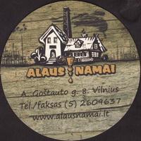 Beer coaster piniavos-alutis-1-zadek-small