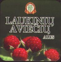 Beer coaster piniavos-alutis-11-zadek-small