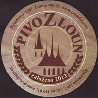 Pivní tácek pivo-zloun-2-oboje-small