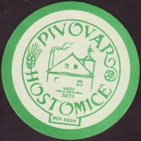 Beer coaster pivovar-hostomice-pod-brdy-2-small