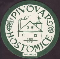 Beer coaster pivovar-hostomice-pod-brdy-3-small
