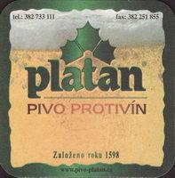 Pivní tácek platan-15-small