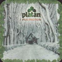 Pivní tácek platan-15-zadek-small