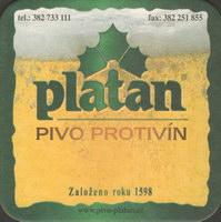 Pivní tácek platan-21-small