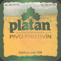 Pivní tácek platan-23-small