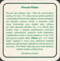 Pivní tácek platan-24-zadek-small