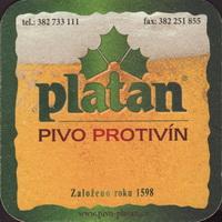 Pivní tácek platan-25-small