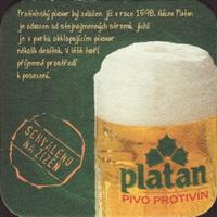 Pivní tácek platan-25-zadek-small