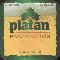 Pivní tácek platan-27-small