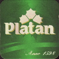 Pivní tácek platan-28-small