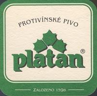 Pivní tácek platan-4