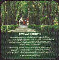 Pivní tácek platan-51-zadek-small
