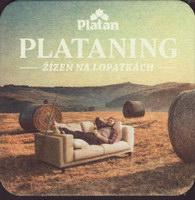 Pivní tácek platan-52-small