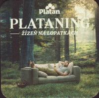 Pivní tácek platan-53-small