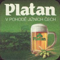 Pivní tácek platan-55-small