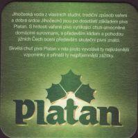 Pivní tácek platan-55-zadek-small